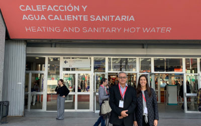 Climain attended the C&R Fair, Air Conditioning and Refrigeration in Madrid, Spain