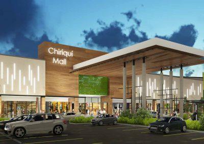 Of. Admin Chiriqui mall